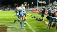 NRL Round 25 Sharks Vs Titans Farewell Barrett and Covell