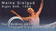 Dancing and Ballet with a Birmingham Hip Resurfacing (BHR) - Ballet Coach Maina Gielgud