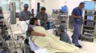 BBC News - Woman has gastric bypass surgery after legal fight