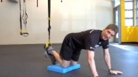 TRX Exercises: TRX Planks