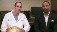 Concussion in Sports Educational Video with NFL player Robert Griffith