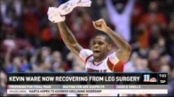Kevin Ware follow-up report