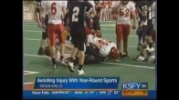 Dr. Peterson interviewed about the youth sports injury epidemic.