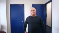 Mr MM 3 months post anterior hip replacement