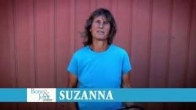 Back in the game with Suzanna