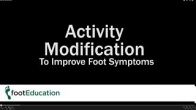 Activity Modification