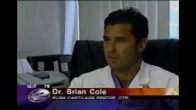 CBS Interview of Dr. Brian Cole about Cartilage Cell Transplantation