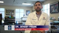 Swelling Injury Tips: Dr. Jeremy Frank explains