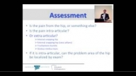 The Diagnosis: Putting It All Together, Dr. Benjamin Domb, Chicago Hip Symposium (2013)