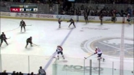 Jovanovski scores his first goal since his return to the NHL