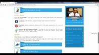 Patient Resources Tab- Website Overview