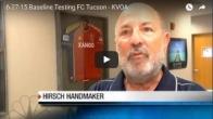 6-27-15 Baseline Testing FC Tucson - KVOA