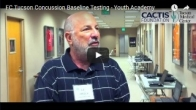 FC Tucson Concussion Baseline Testing - Youth Academy