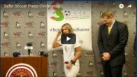 Safer Soccer Press Conference
