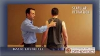 Basic Exercises (Shoulder Rehabilitation - Chapter 2)
