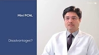 Mini PCNL to treat stones - NMC Capsules