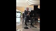 Listen to Dr. Incavo's recent concert (Effortless Concert at St. Thomas University)