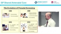 Non Invasive Prenatal testing where does it fit in Dr Colin Walsh