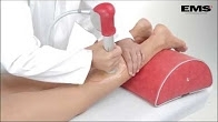 Swiss DolorClast� : Insertional Achilles Tendinopathy - (RSWT�) Radial Shock Wave Therapy