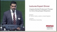 Imaging Guided Endoscopic Therapy for Early Oesophageal Neoplasia, Dr R. Haidry