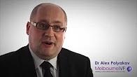 Dr Alex Polyakov, Melbourne IVF