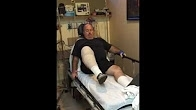 Out Patient Total Joint Replacement; Patient Testimonial - Part 1