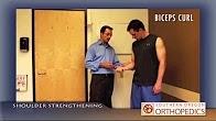 After shoulder surgery - Strengthening