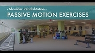 Shoulder Surgery Rehab | Shoulder Pain Relief Exercises | Phase 1