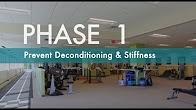 Knee Rehabilitation Low Demand - Phase1
