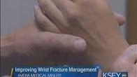 Improving Wrist Fracture Management - Medical Minute