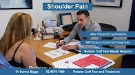 Dr. Daniel Biggs Shoulder & Knee Surgery Sports Medicine Sydney