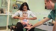 OMT Infant Demo For Plagiocephaly, Torticollis, Reflux, and Constipation