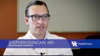 Is running bad for the hip joint? Dr Stephen Duncan gives an answer