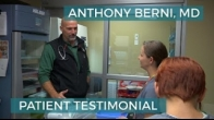 Oncologist returns to active lifestyle after knee replacement by Dr. Anthony Berni