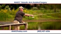 MAKO� Robotic-Arm Assisted Surgery | Advanced Treatment for Hip & Knee Pain | Oklahoma