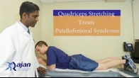 Dr Rajan explains importance of Quadriceps Stretching