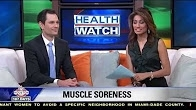 Muscle Soreness - Dr. Shybut interview on FOX26