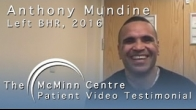 Anthony Mundine - BHR 1Year Post Op
