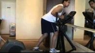 Using the elliptical