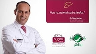 How to maintain spine health ? by Dr. Firas Husban/Rotana FM