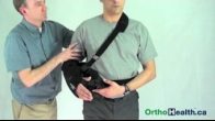Ortho Health Barrie: 15 Degree Shoulder Abduction Pillow Fitting Tutorial