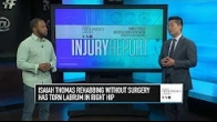 Isaiah Thomas Injury - Shane J. Nho MD