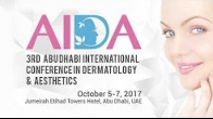 3rd Abu Dhabi International Conference in Dermatology and Aesthetics