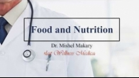 Food and Nutrition - Dr Mishel Makary
