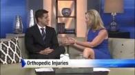Dr. Kevin Kaplan on News4Jax discussing Orthopedic injuries