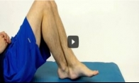 KNEE FLEXION - SELF ASSISTED -hep2go