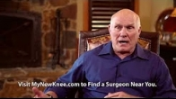 EvolutionMP Total Knee Replacement System - Terry Bradshaw's Experience - 30 sec