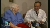 CBS interviews Dr. Wilson about replacing a 106-year-old woman's hip