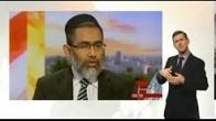 Dr Sufi on BBC Breakfast