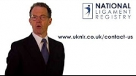 National Ligament Registry Surgeon Welcome